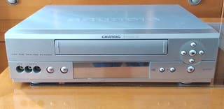 Reproductor VHS GRUNDIC