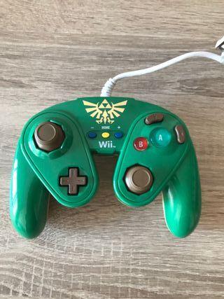Mando compatible con Wii y nintendo