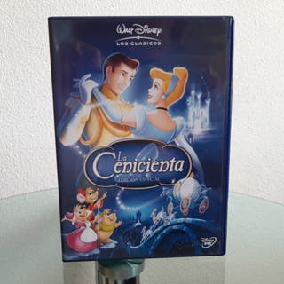 LA CENICIENTA, DVD