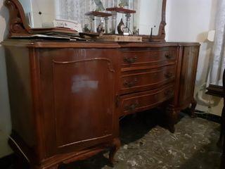 Aparador madera comedor antigüedad