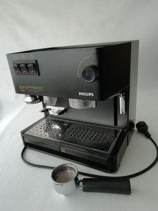 Cafetera Espresso de Luxe Philips