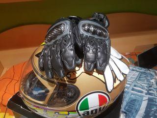 Casco moto réplica Valentino Rossi 2009