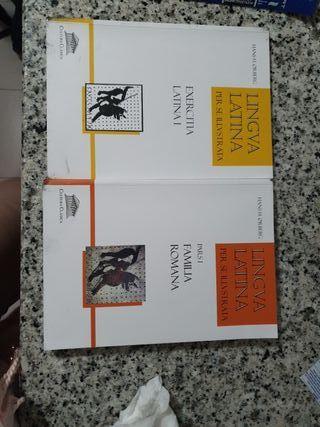 latin 1 bachillerato. libro y cuadernillo