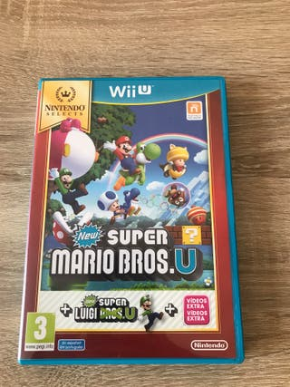 New Super Mario Bross U / Luigi U
