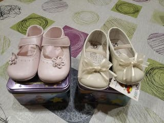 zapatos nacionales de piel