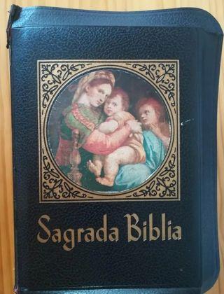 Sagrada Biblia Edición Familiar Católica Mons Juan