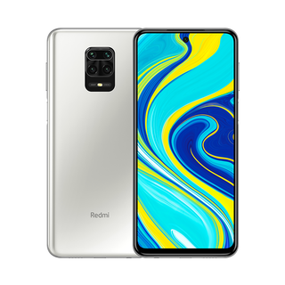 Redmi Note 9S 4+64GB Blanco
