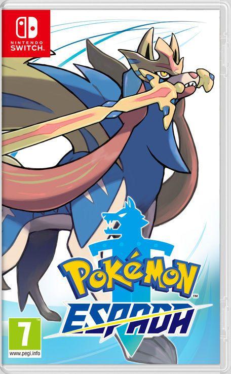 Pokemon espada y aparte Pokemon Let's go