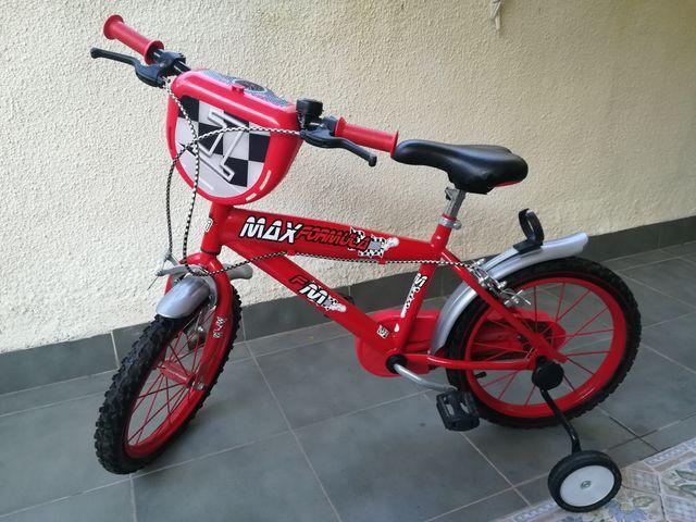 bicicleta niño infantil