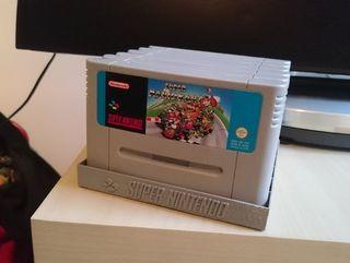 Organizador para la Super Nintendo SNES