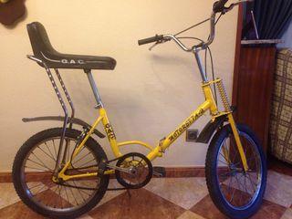 "Bicicleta GAC Motoretta 2. 20"""