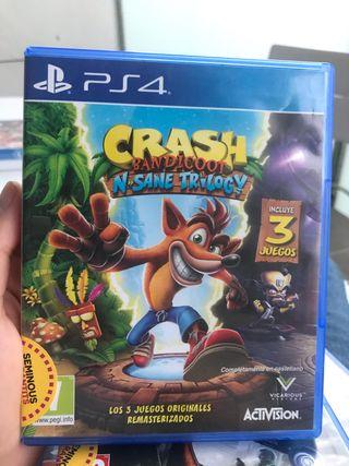 Crash Bandicoot N-Sane-Trilogy