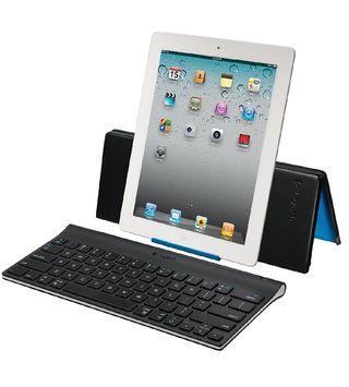 Teclado logitech para tablets y Ipad