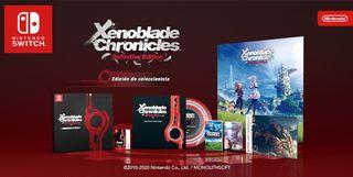Xenoblade Chronicles Edición definitiva