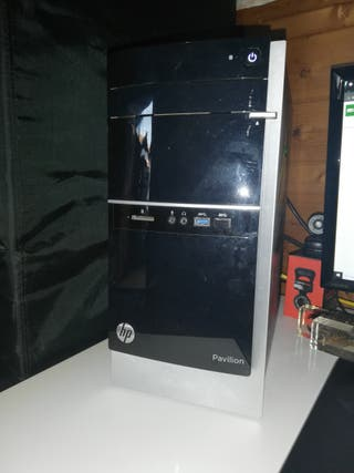 HP PAVILION 500 PC SERIES
