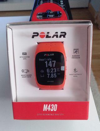 reloj polar M-430