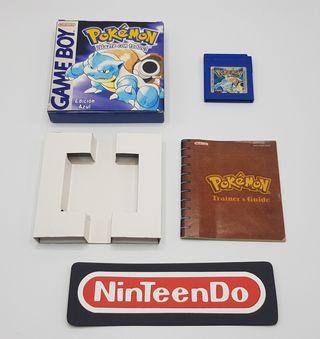 Pokemon Azul
