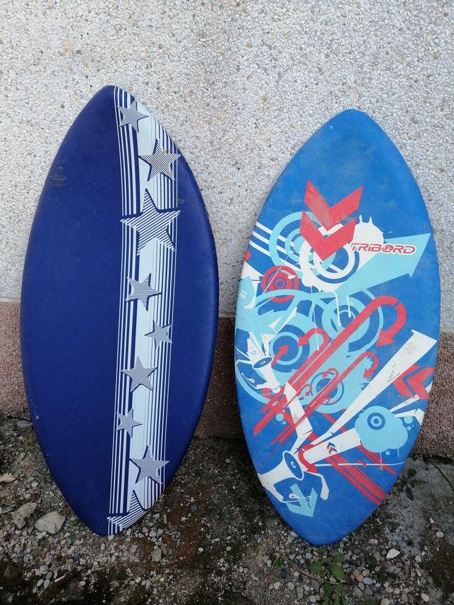 Tabla iniciación surf
