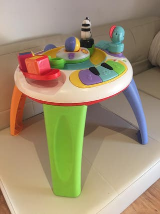 Fisher Price learning table interactive