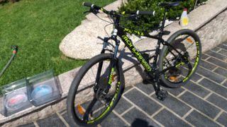 Bicicleta montaña Mondraker 27.5 Talla M