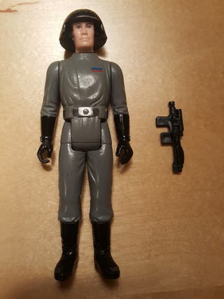 Death Squad Commamder. Star Wars Vintage.