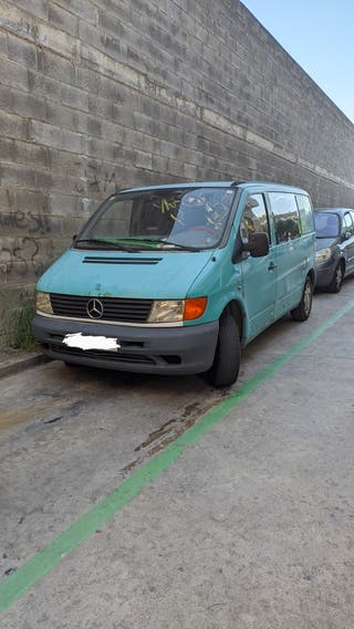 Mercedes-Benz Vito 108D Camper