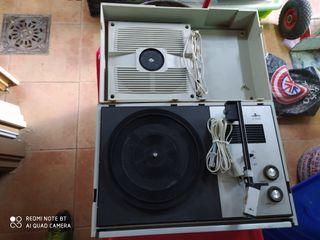 reproductor discos vinilo