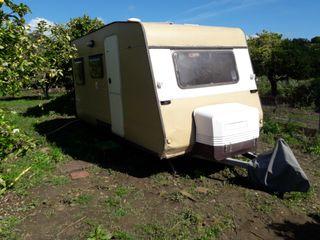 Caravana menos de 750kg