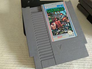 Guerrilla War Cartucho Nintendo NES Nese Ness SNK.
