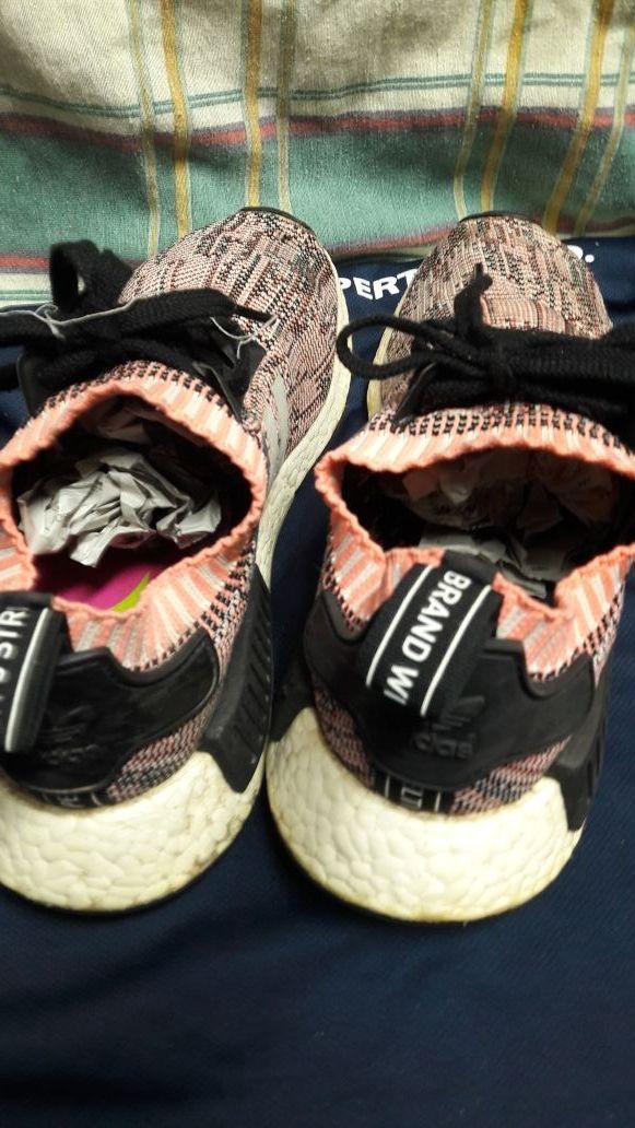 Zapatos ADIDAS Mujer ROSA Tela talla 38