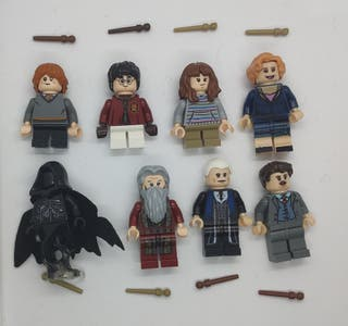 Figuras tipo lego Harry Potter