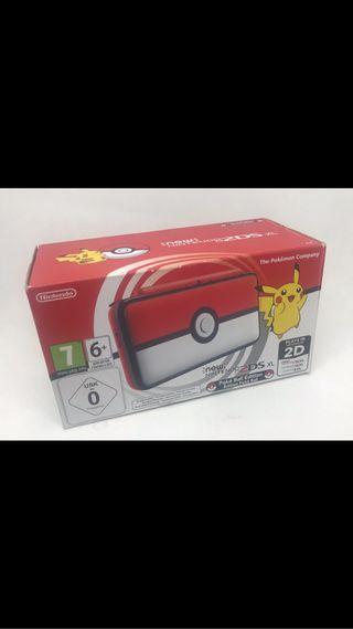 Consola new nintendo 2ds xl completa con caja