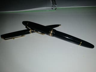 pluma y lapicero montblanc