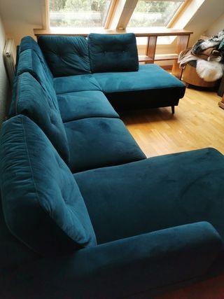 Sofa panoramic XXL