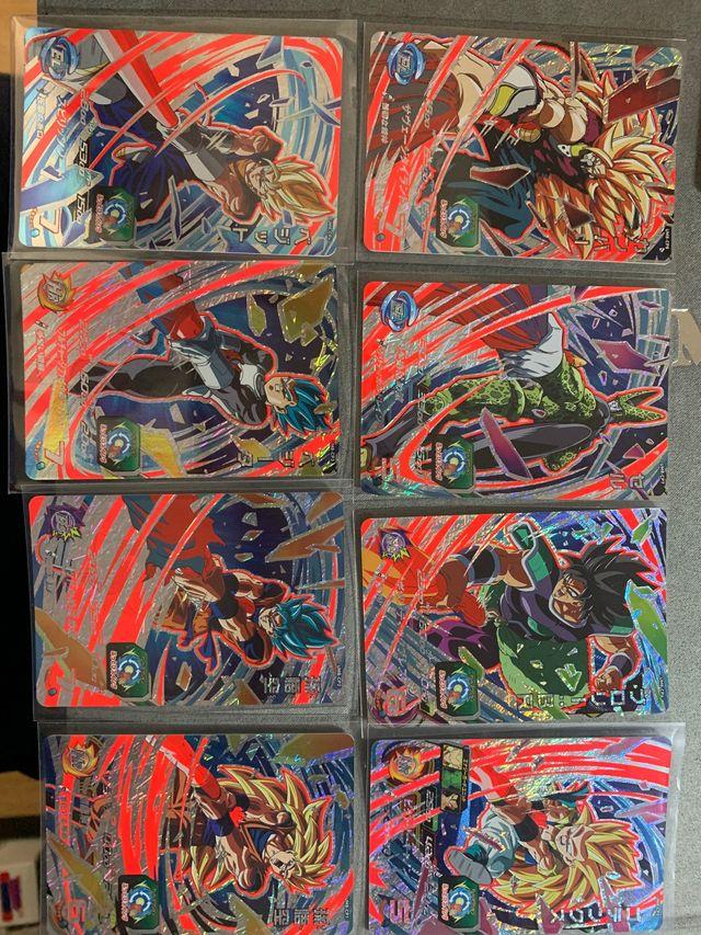 Dragon ball heroes um8 cp