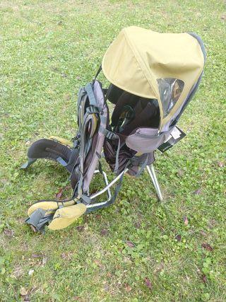 Mochila portabebés para montaña NUEVA Salewa Koala