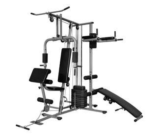 Máquina de gimnasio multifuncional para casa 65 Kg