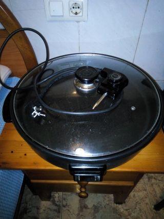plancha cocina eléctrica