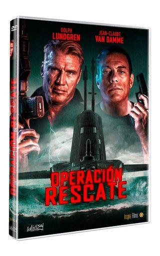 DVD OPERACIÓN RESCATE