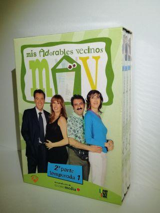 DVD serie Mis Adorables Vecinos