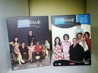 Dvd's serie Cuéntame como pasó