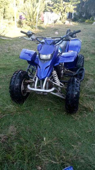 moto quad sport