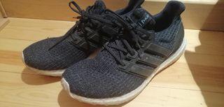 Zapatillas Adidas Ultraboost parley talla 46