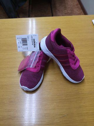 Zapatillas Adidas niña talla 26