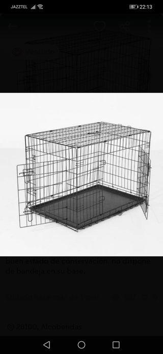 jaula perro talla xxl