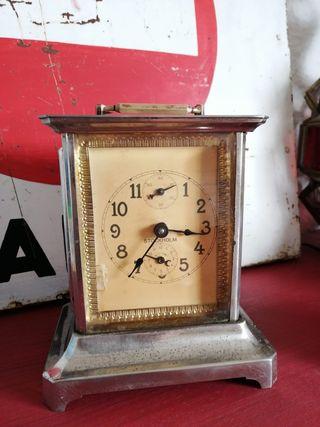 Antiguo Reloj de carruaje STOCKHOLM