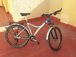 bicicleta Gitane paseo