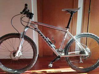 bici canondale talla L