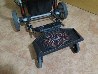 Patinete para silla de paseo Lupilu