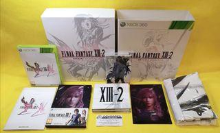 Final Fantasy XIII-2 Crystal edition - xbox360